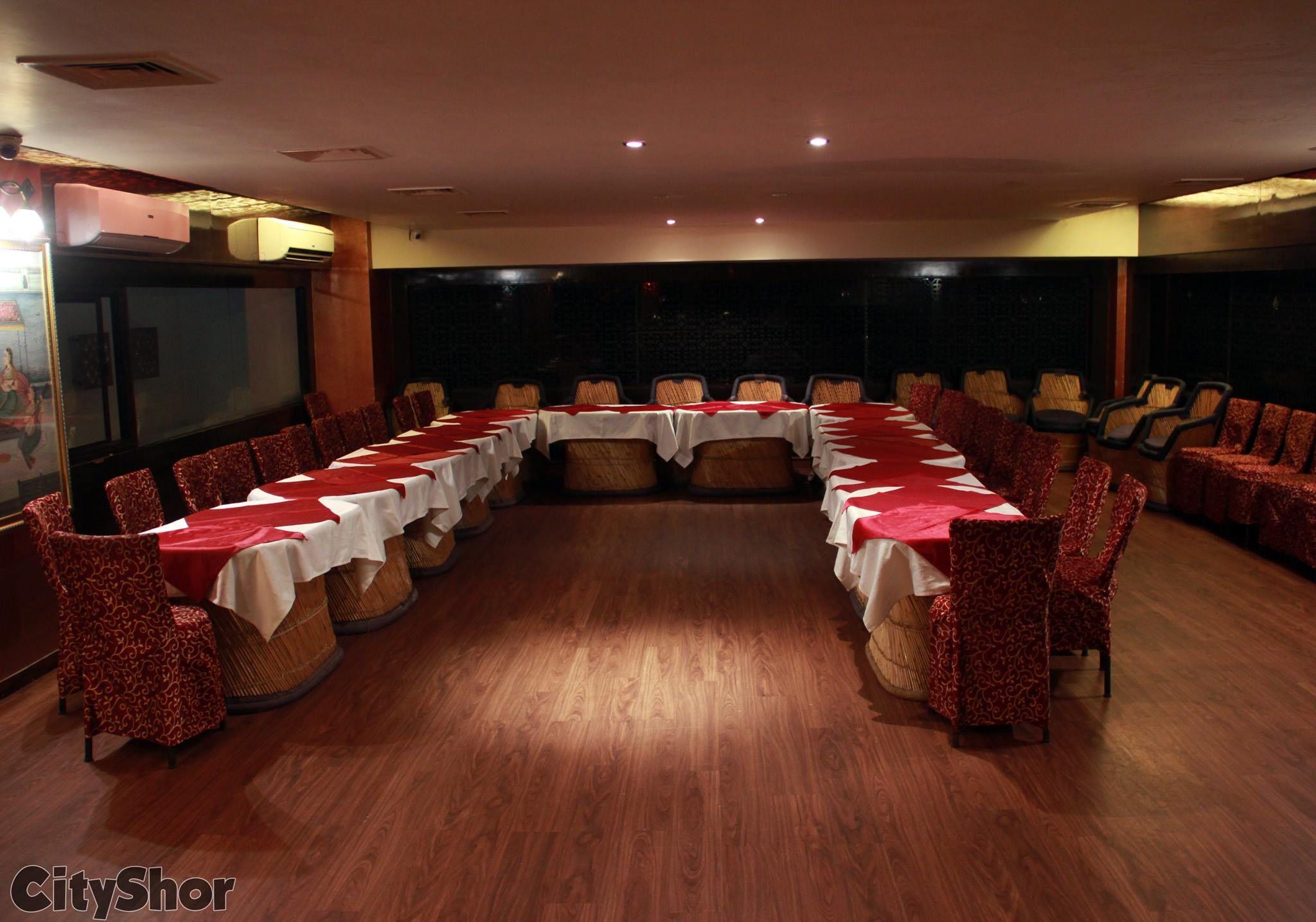 This dish is served only at #MughalRasoi in Rajasthan Mughal Rasoi Address: 7th Floor, City Corporate Tower, Malviya Marg, C-Scheme, Ashok Nagar Call: 0141-4009996  #Restaurants #Food #Romantic #CityShorJaipur
