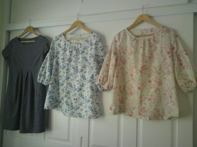Cotton+Dresses+With+Sleeves