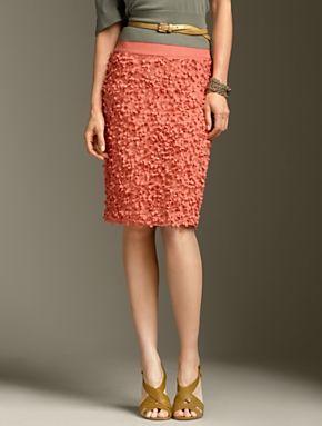 Flutter Perfect Skirt