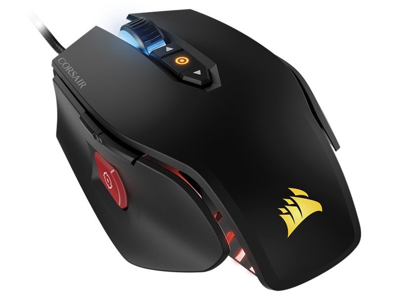 Corsair S New M65 Pro Rgb Gaming Mouse Has A With 12 000 Dpi