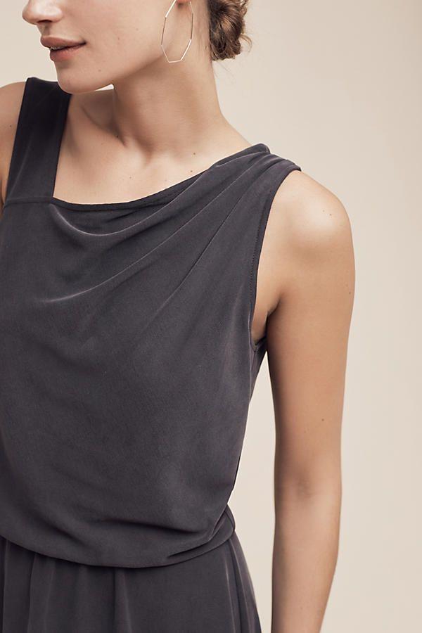 Slide View: 2: Asymmetrical Abbie Dress