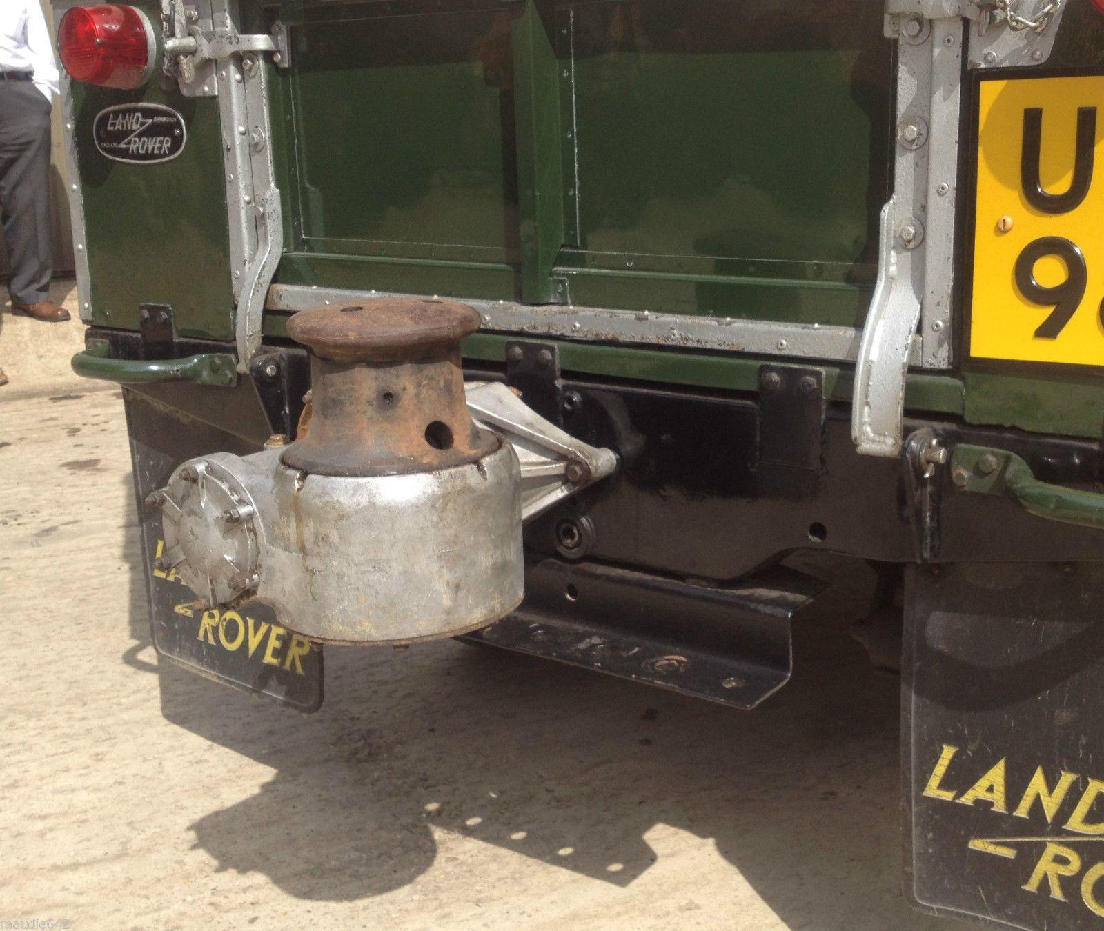 Dettagli su RARE Land Rover Serie 1 2 3 80