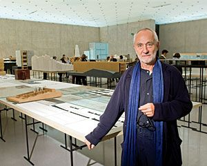"""It is better not to talk of style but of a particular approach, a specific conscientiousness, in finding the solution to a task."" _Peter Zumthor"