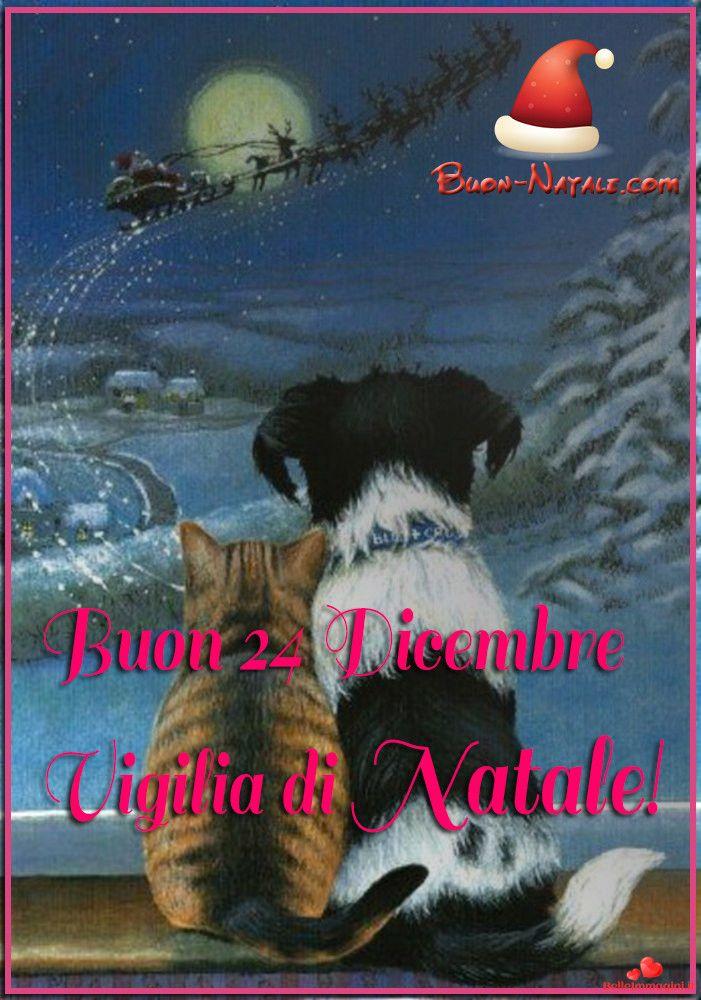 Buon Natale X Amici.Immagini Belle Della Vigilia Di Natale Per Whatsapp 24 Dicembre