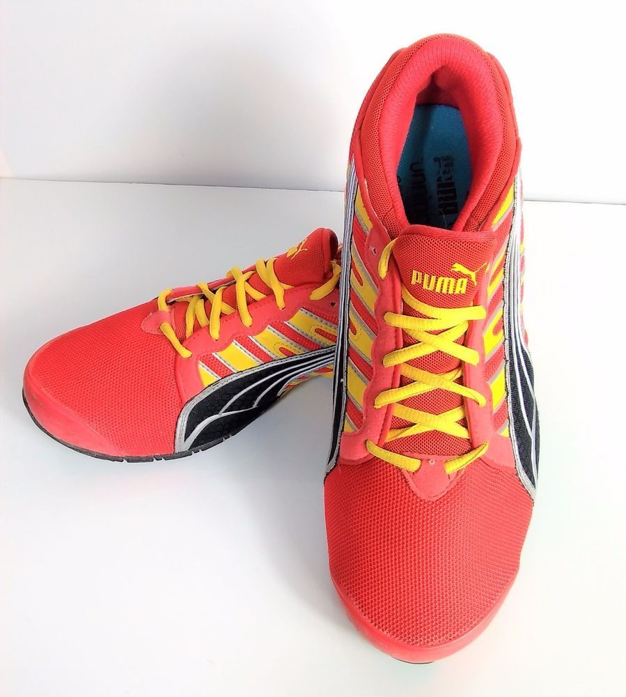 5cf3e153122 Men s Puma Eco OrthoLite Super Elevate Running Sneakers Red Size 9.5 US  Shoes  PUMA  AthleticSneakers