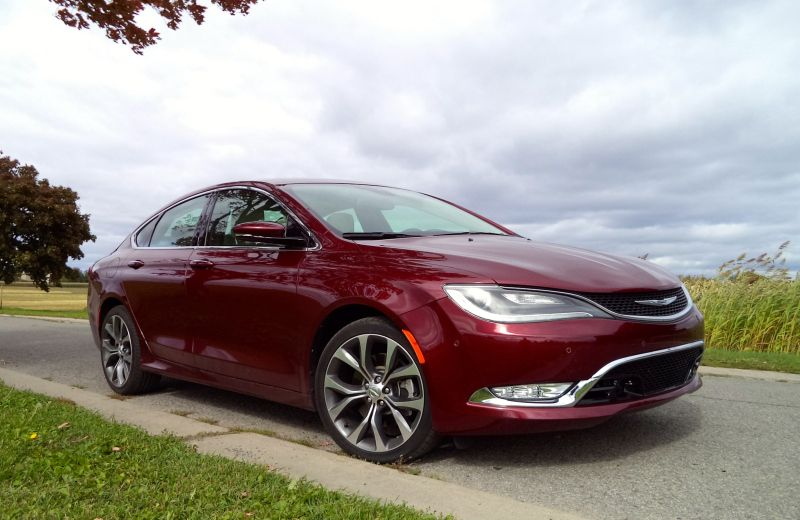 Car review 2015 chrysler 200 c awd chrysler 200