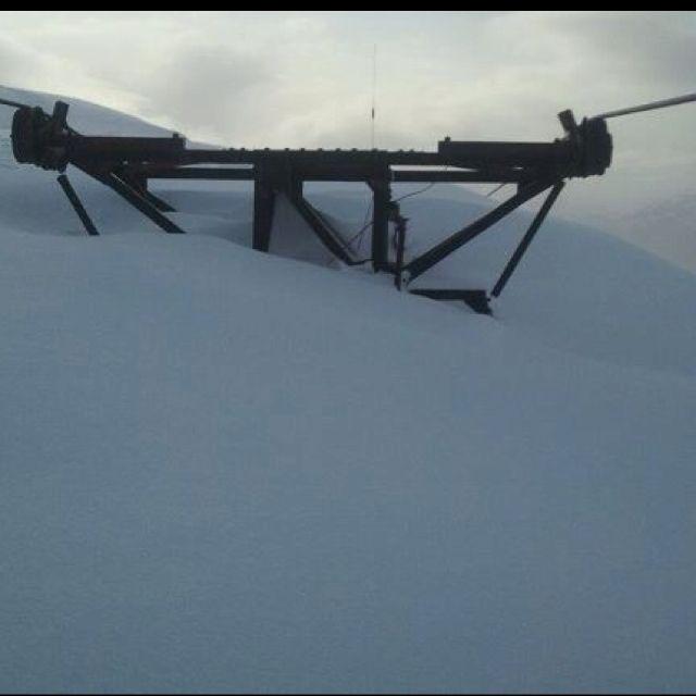 eyak ski hill