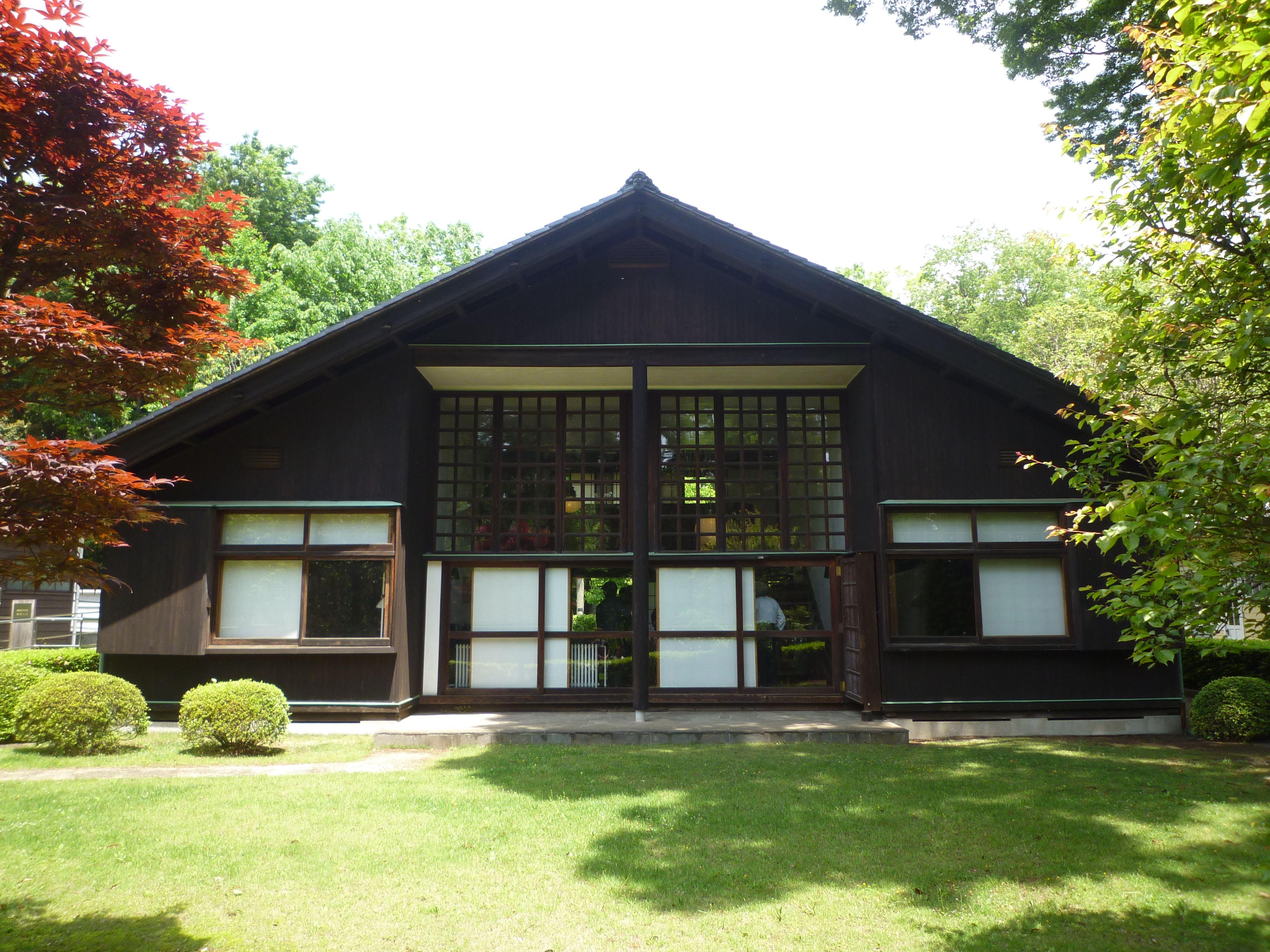 The house of Kunio Maekawa