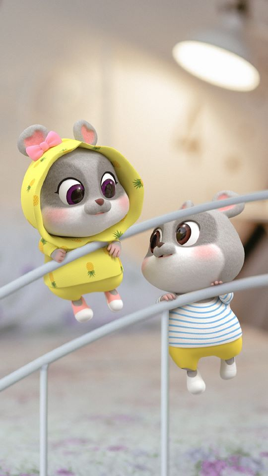 30 Pretty & Cute Little Mouse Wallpapers for iPhone