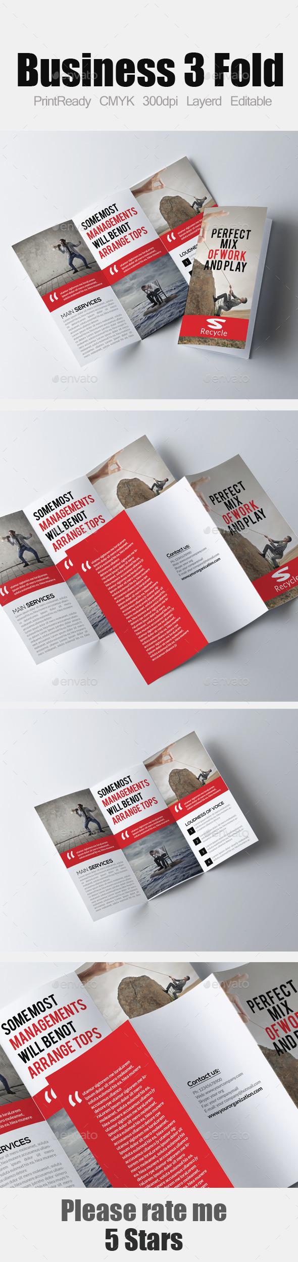Z Fold Business Brochure   Folletos