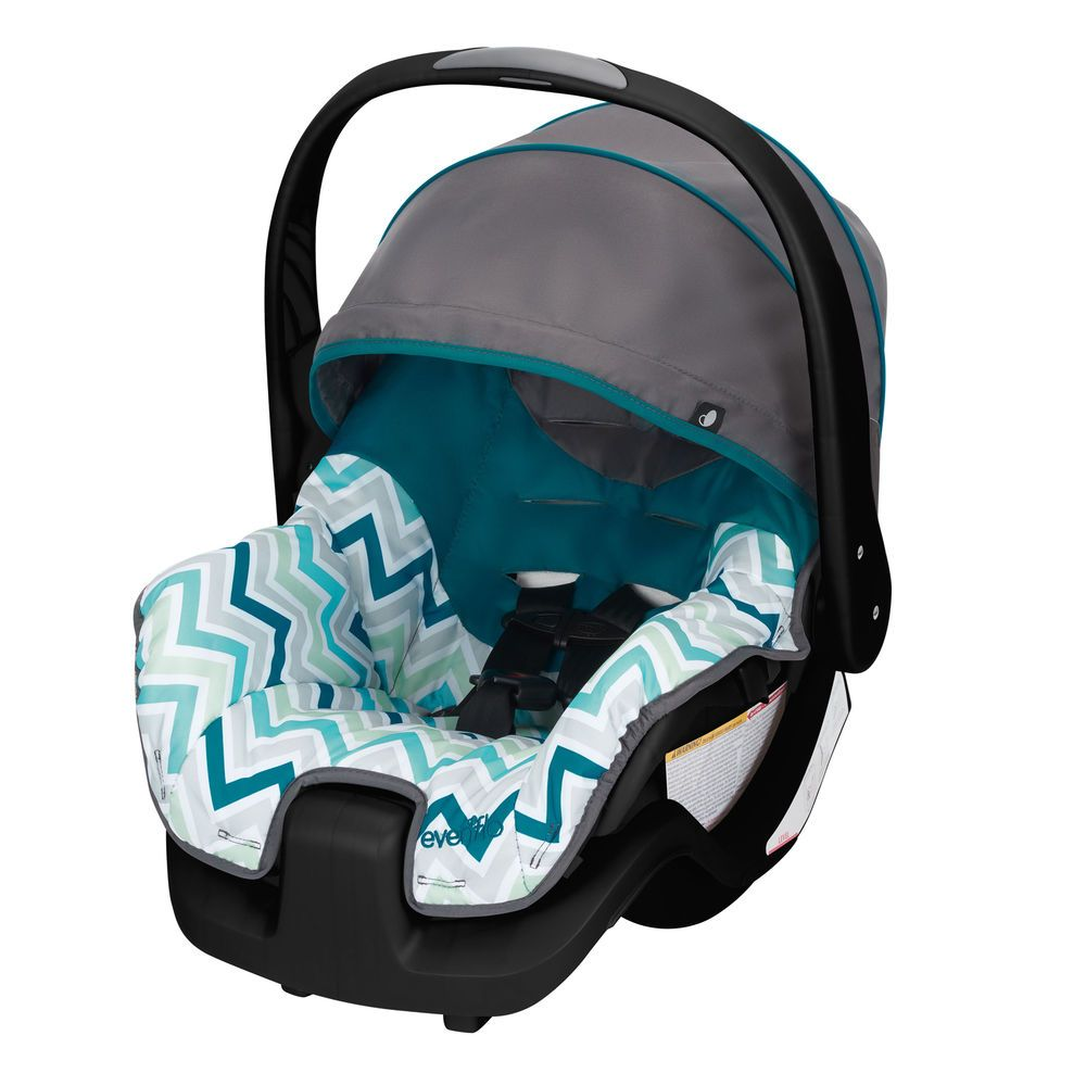 Infant Car Seat Base Baby Safety Carrier Secure Ride Sun Protection