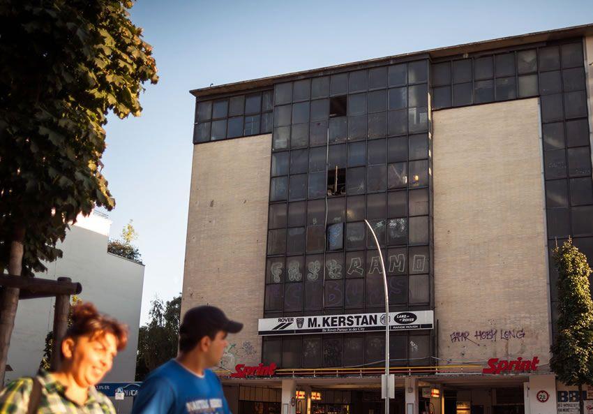 Berlin's Bauhaus classic Berlin, Reisen
