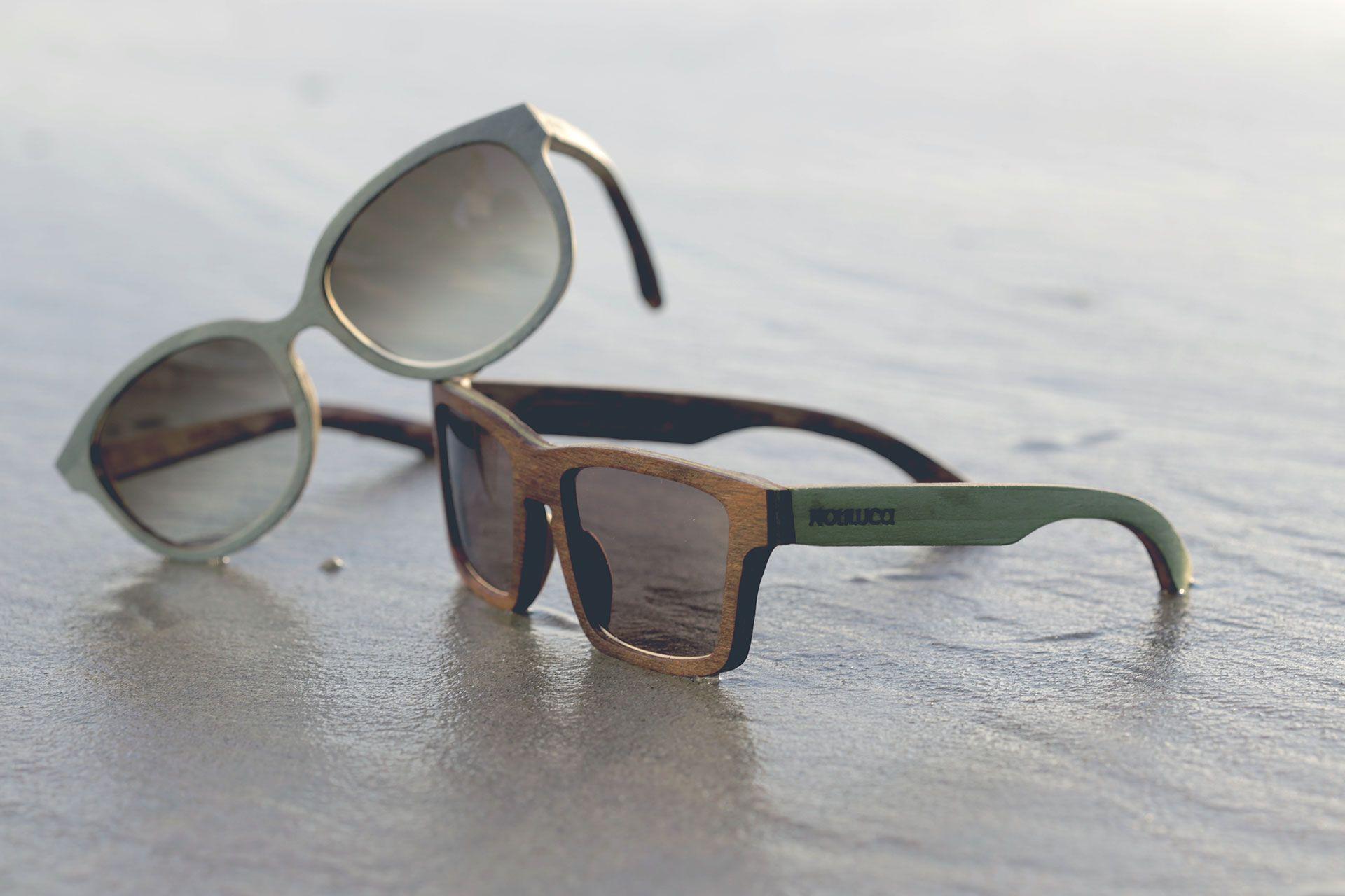 Coleção Verão 2014 da Notiluca - Óculos de madeira feitos à mão: www.notiluca.com.br/loja