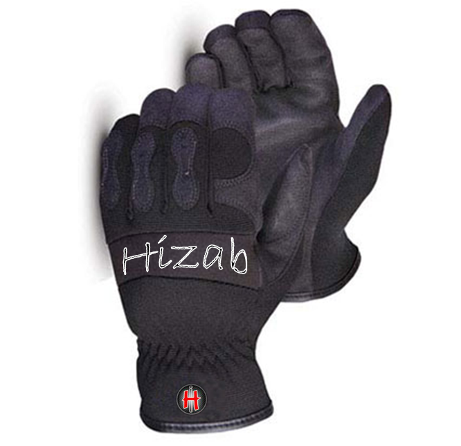 Mechanics Gloves Hintl-2-11 Hizabintl