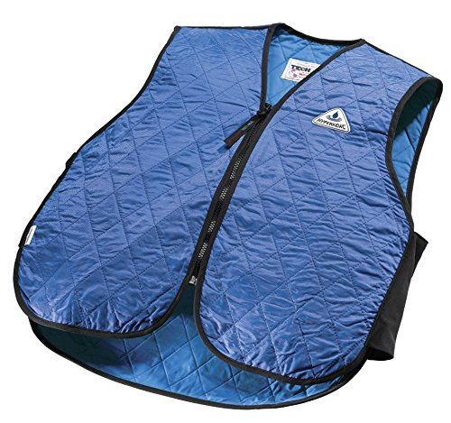 Techniche International Adult Hyperkewl Cooling Sport Vest Large