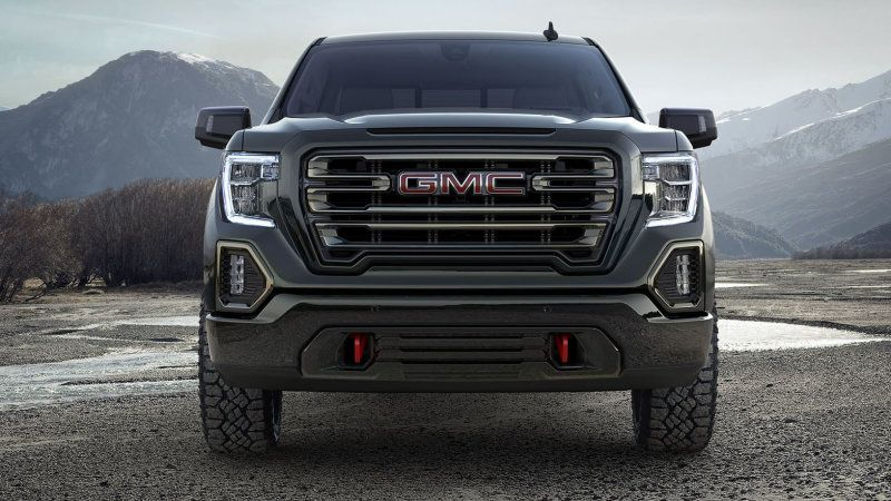 Gmc Sierra At4 Pickup 5 Features We Love Gmc Trucks Gmc Sierra Gmc Suv