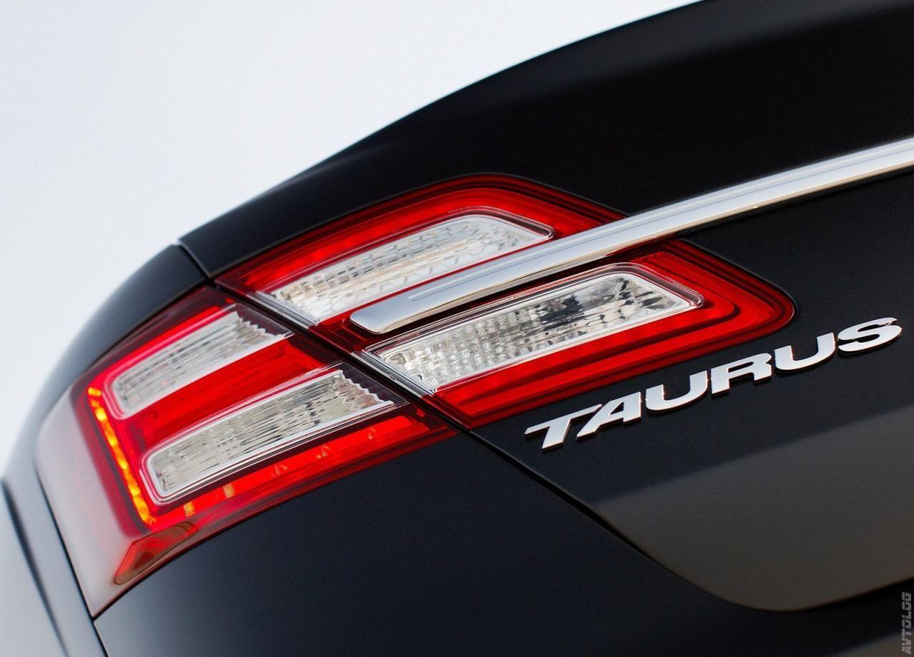 Фото 2013 Ford Taurus Ford Taurus Taurus Ford