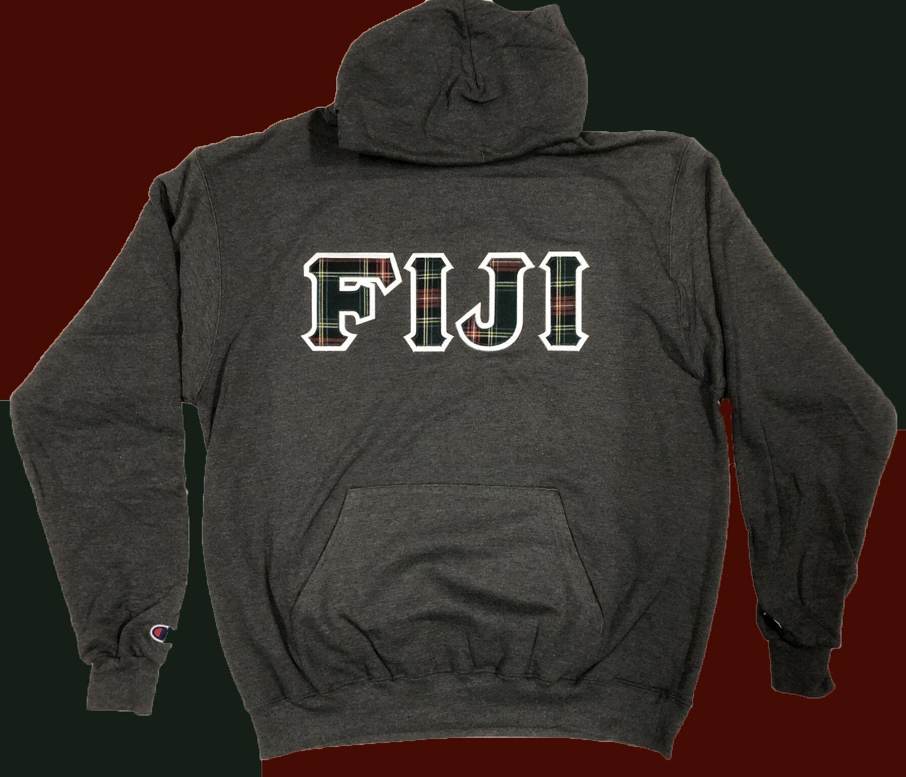Custom Greek Sweatshirts Champion Fraternity Hoodie Add Your Stitch Letters Designergreek Champion Hooded Sweatshirt Sweatshirts Hooded Sweatshirts [ 1536 x 1792 Pixel ]