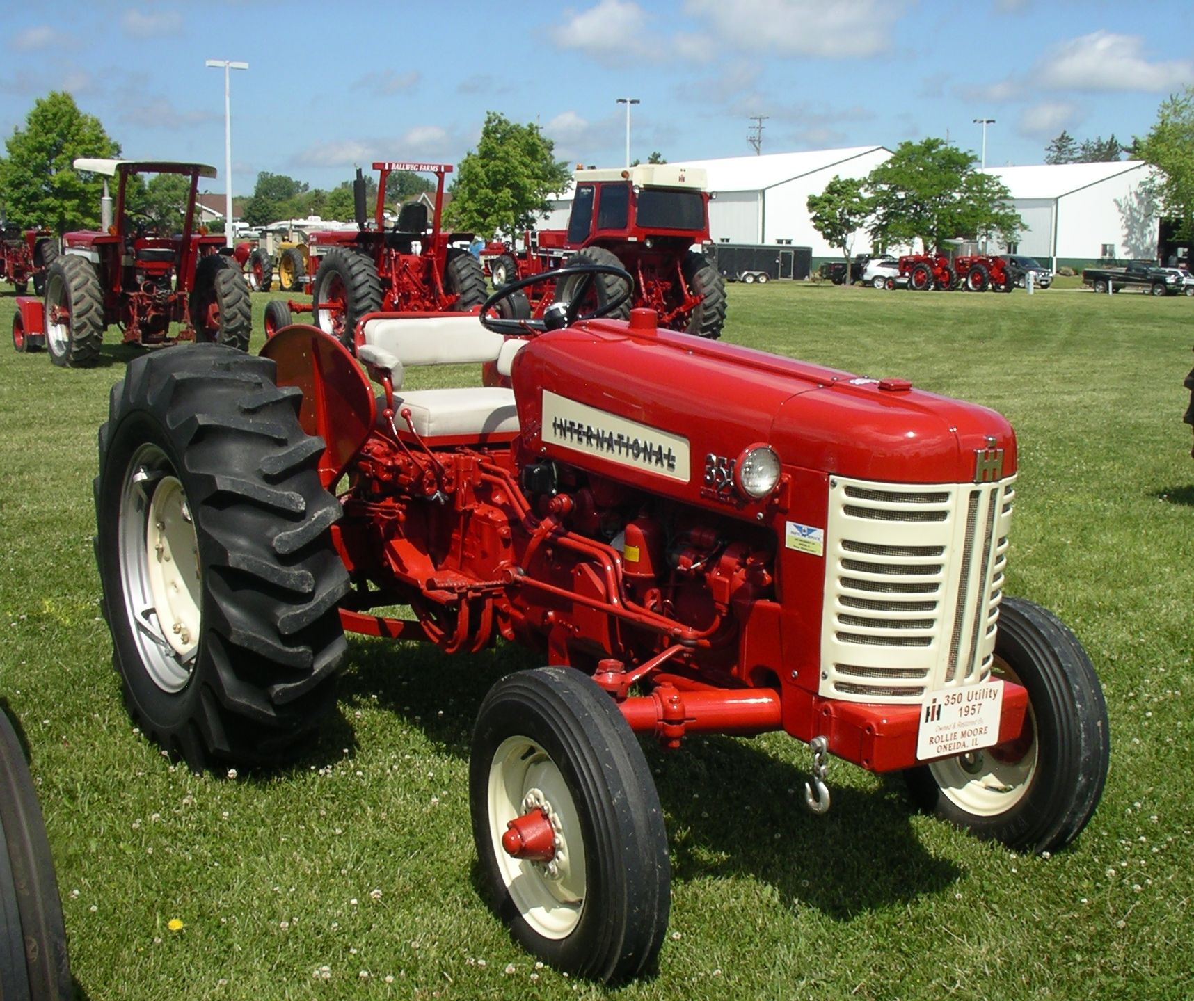 1957 ih 350 utility luxury cars pinterest ih tractor and rh pinterest com