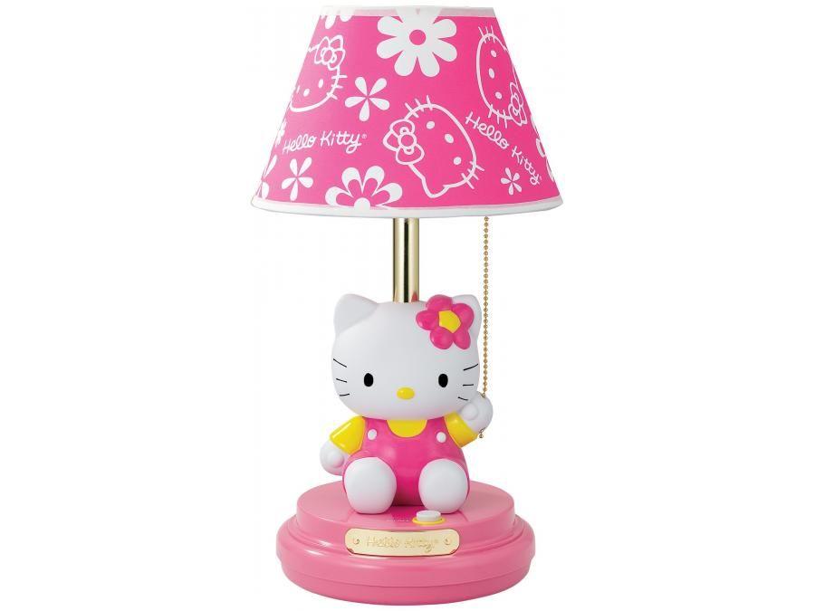 pingl par blandine sur hello kitty pinterest lampes luminaires et id e. Black Bedroom Furniture Sets. Home Design Ideas