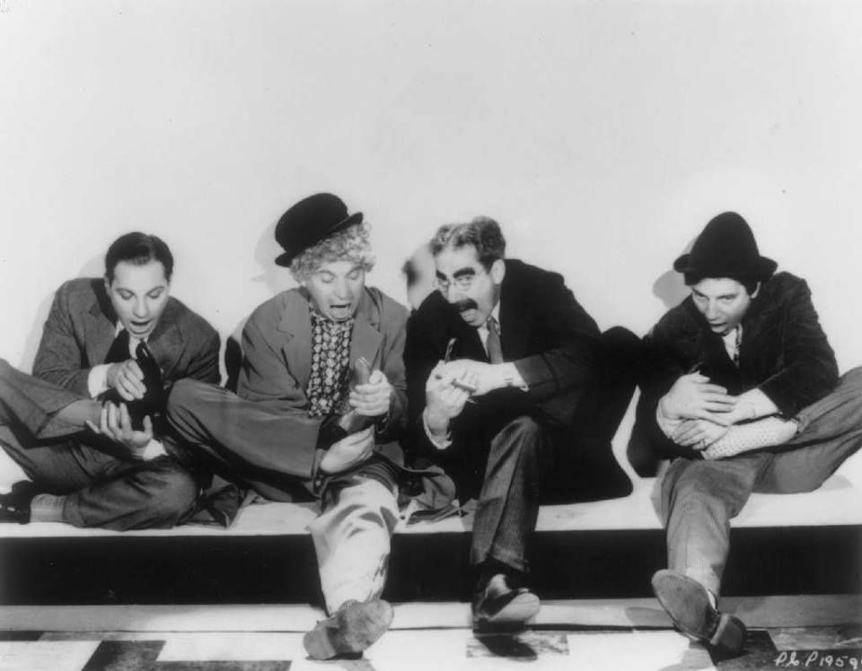 the Marx Brothers'