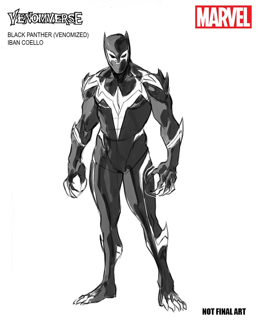 Image result for venomverse   chayton   Pinterest   Panteras negras ...