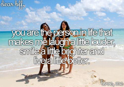 Dear BFF, Love, Me @Kailee Daniel