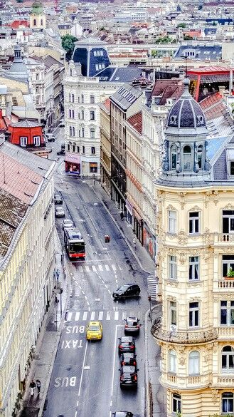 A walk through the city center of Vienna leads you to the most important sights and lets you explore the city the best way