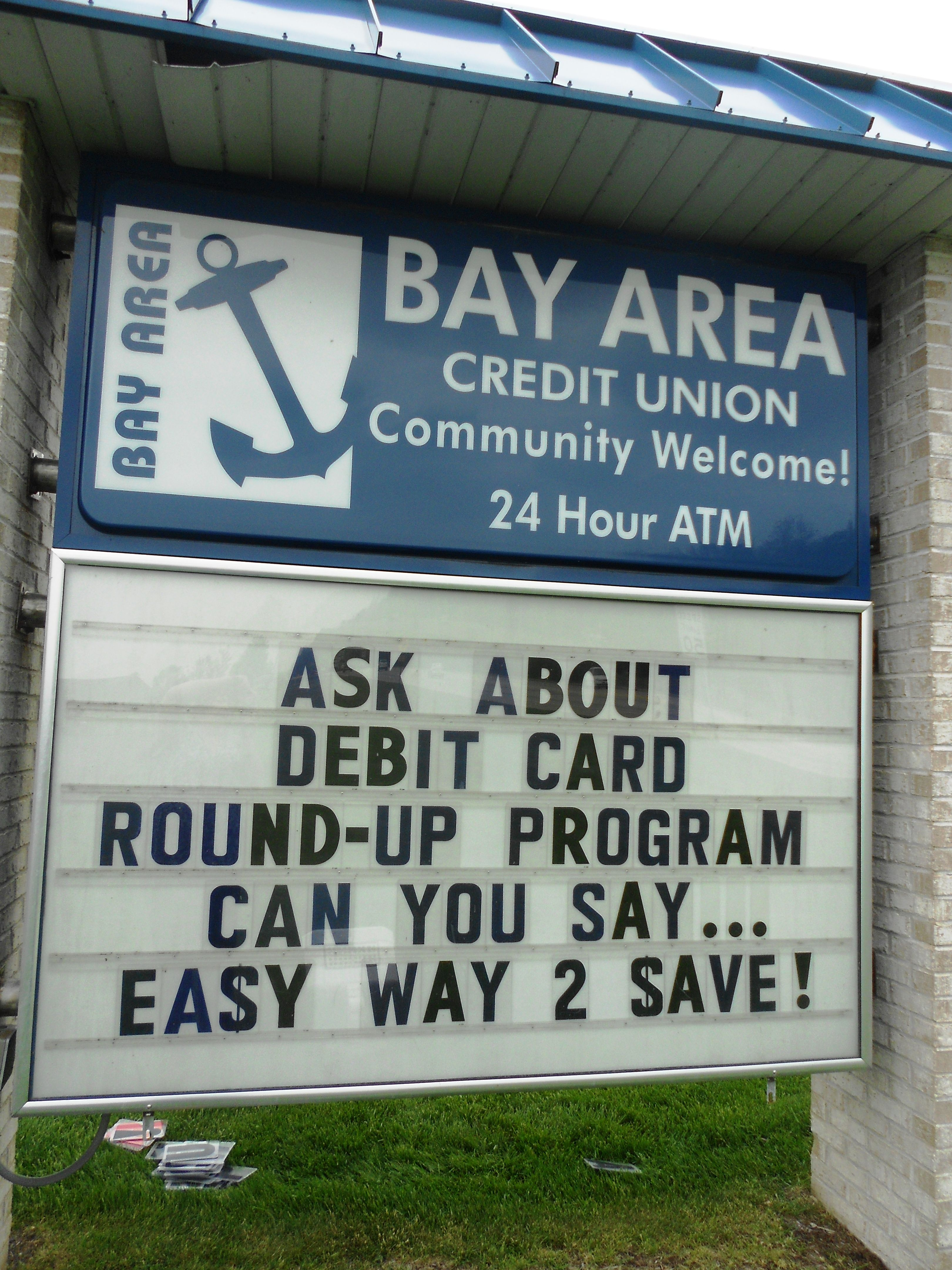 Every time you use your debit card you can save money