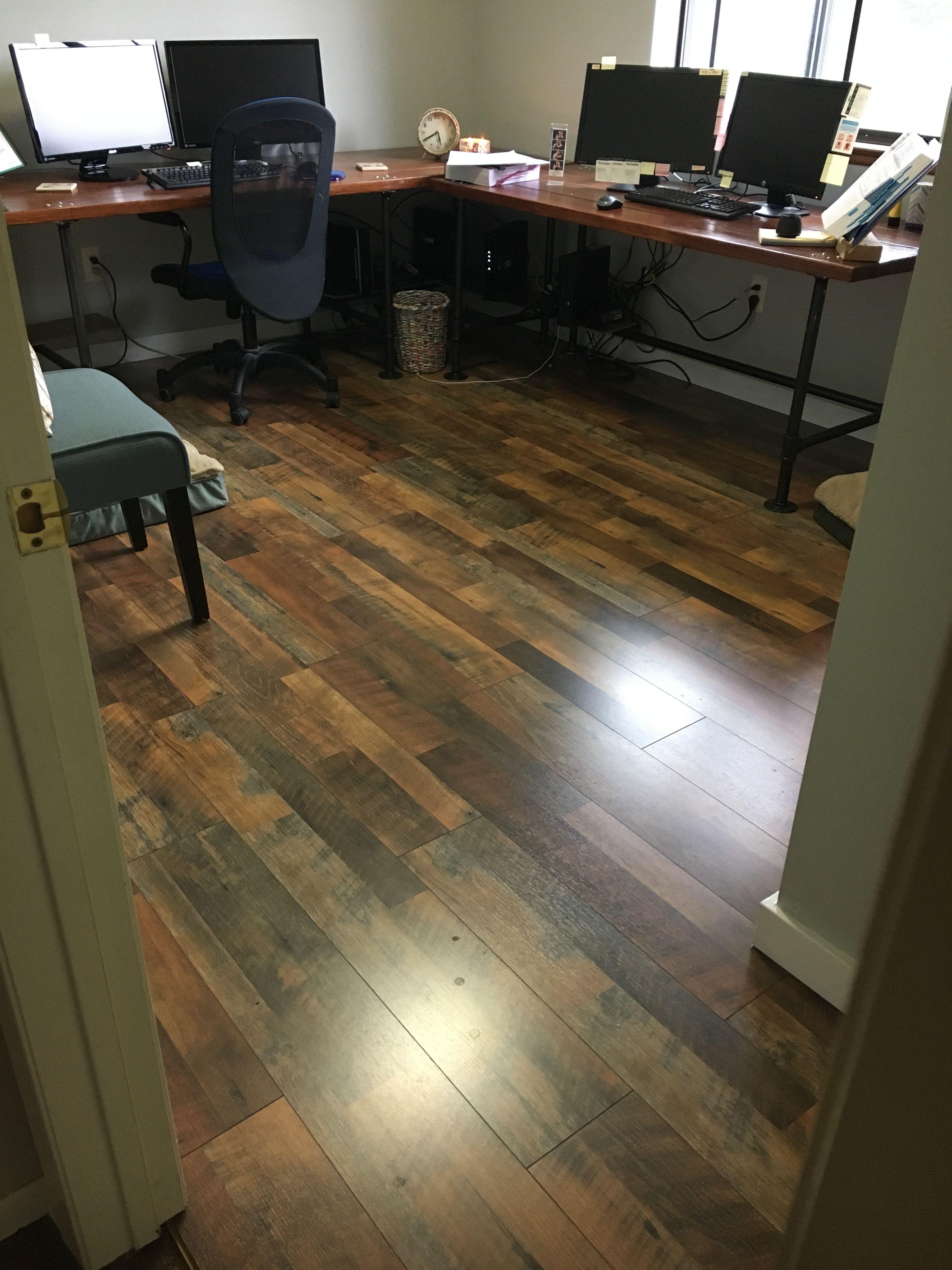 River Road Oak Embossed Laminate Floor Wood Planks Sold At Lowes Wood Floors Wide Plank Laminate Wood Flooring Cost Wood Laminate