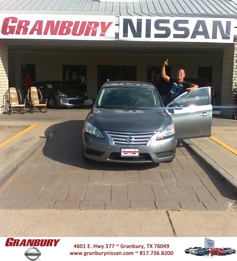 Granbury Nissan Customer Review Greg was AWESOME! He helped me buy ...