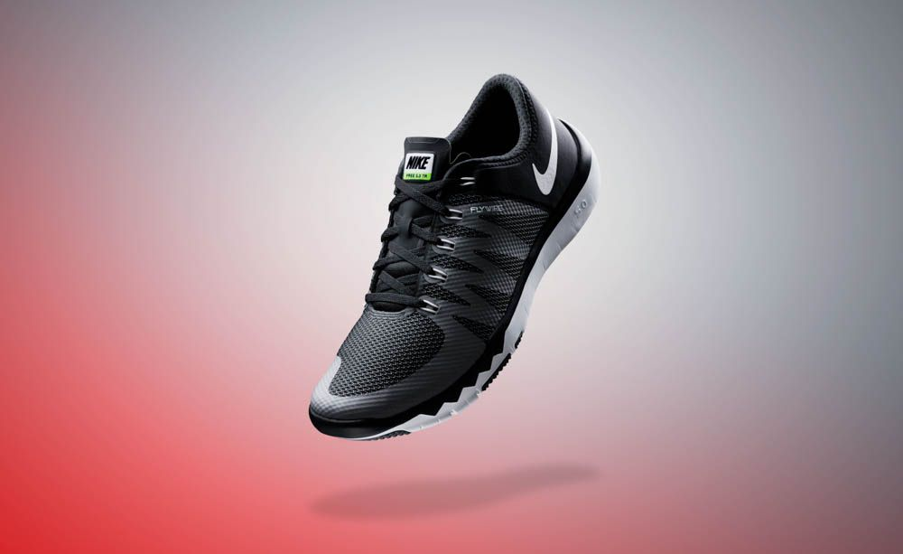 Nike Free Trainer / ©2015 Steve Temple Photography #product #photography  #shoe…