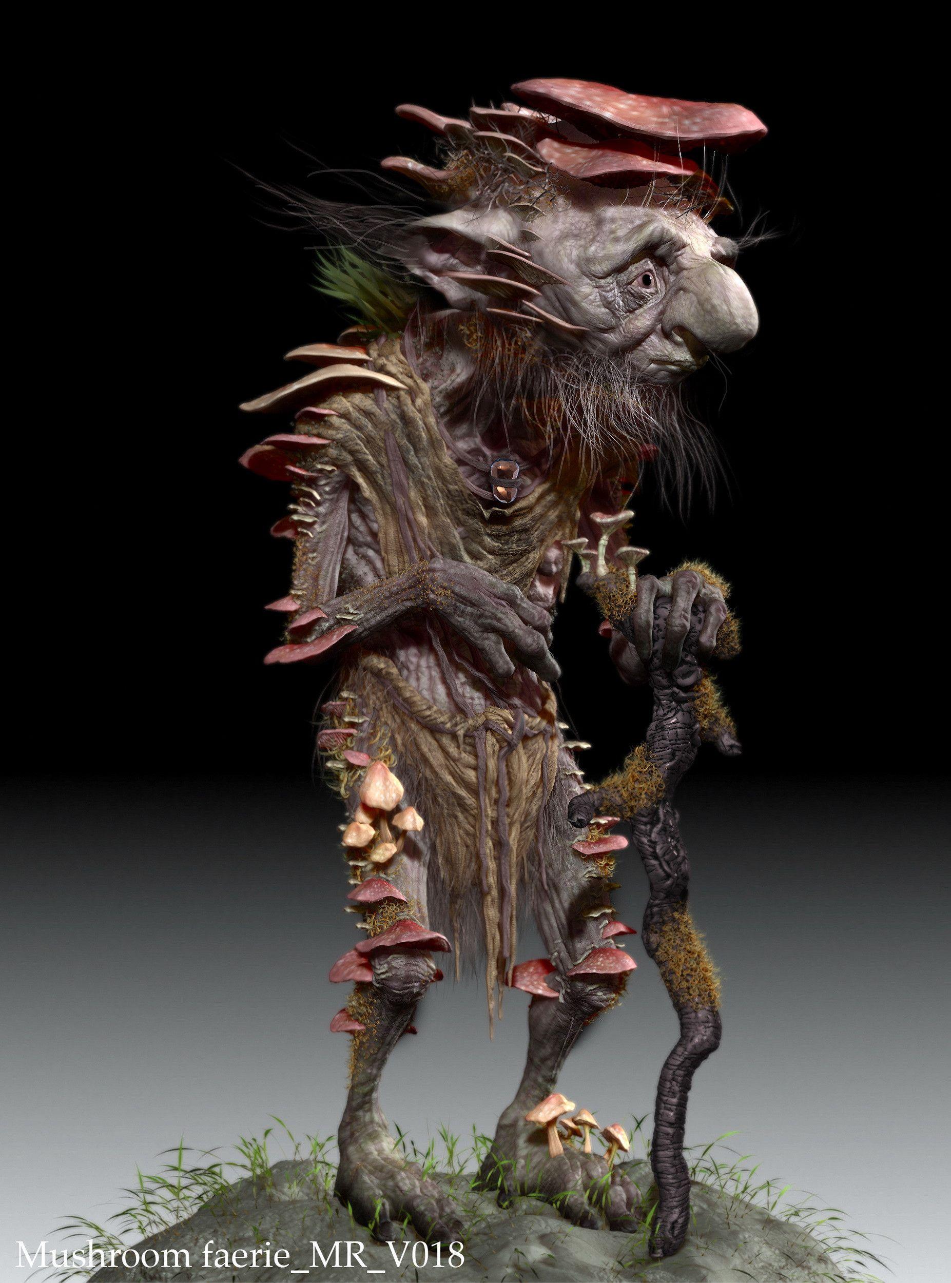Maleficent Art Pc Woodland Ocean Creatures Art