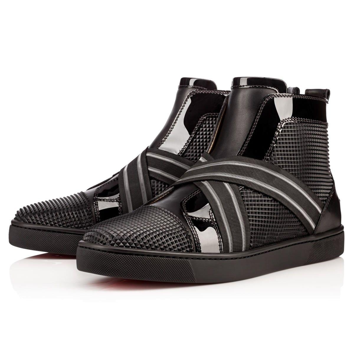 vente Manchester réduction authentique Daim Noir Et Blanc Nike Blazer Hommes Louboutin Oisif Boutique en ligne jnY2F