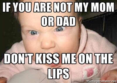 No Kisses For Me When The Ball Dropped Meme On Imgur