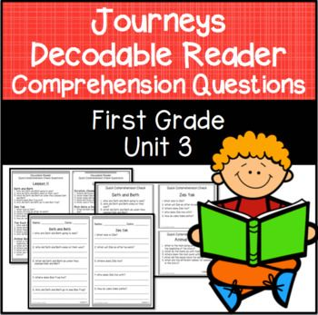 It is a picture of Printable Decodable Books for First Grade in reading comprehension