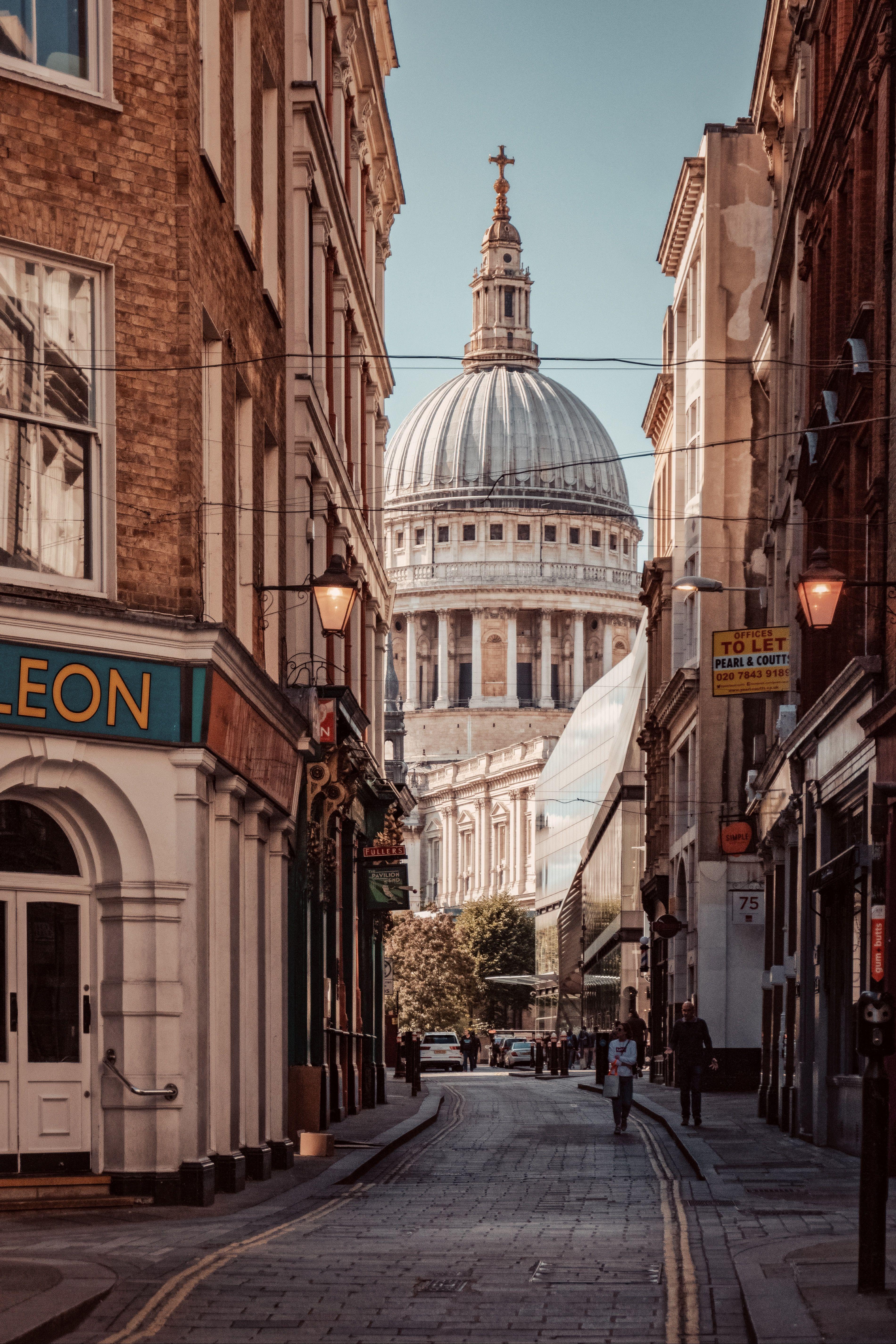 St Pauls Cathedral London In 2020 London Fotografie London Erleben Bildideen