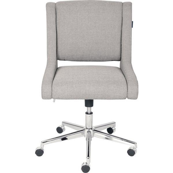 Broyhill Lynx Fabric Home Office Chair Oatmeal Color Staples Office Chair Comfy Office Chair Best Office Chair