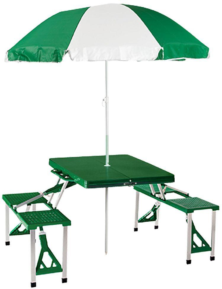 Folding Picnic Table With Umbrella Bass Pro Shops Portable