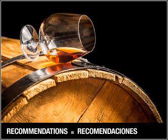 Brandy. These are some of the most pleasant - Brandy. Una lista de algunos de los mejores y más reconocidos.