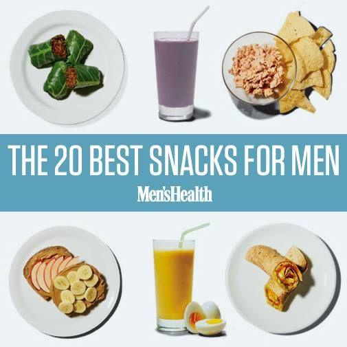 good diet meals for men