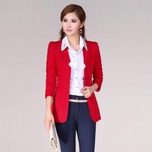Modelos de chaquetas de mujer