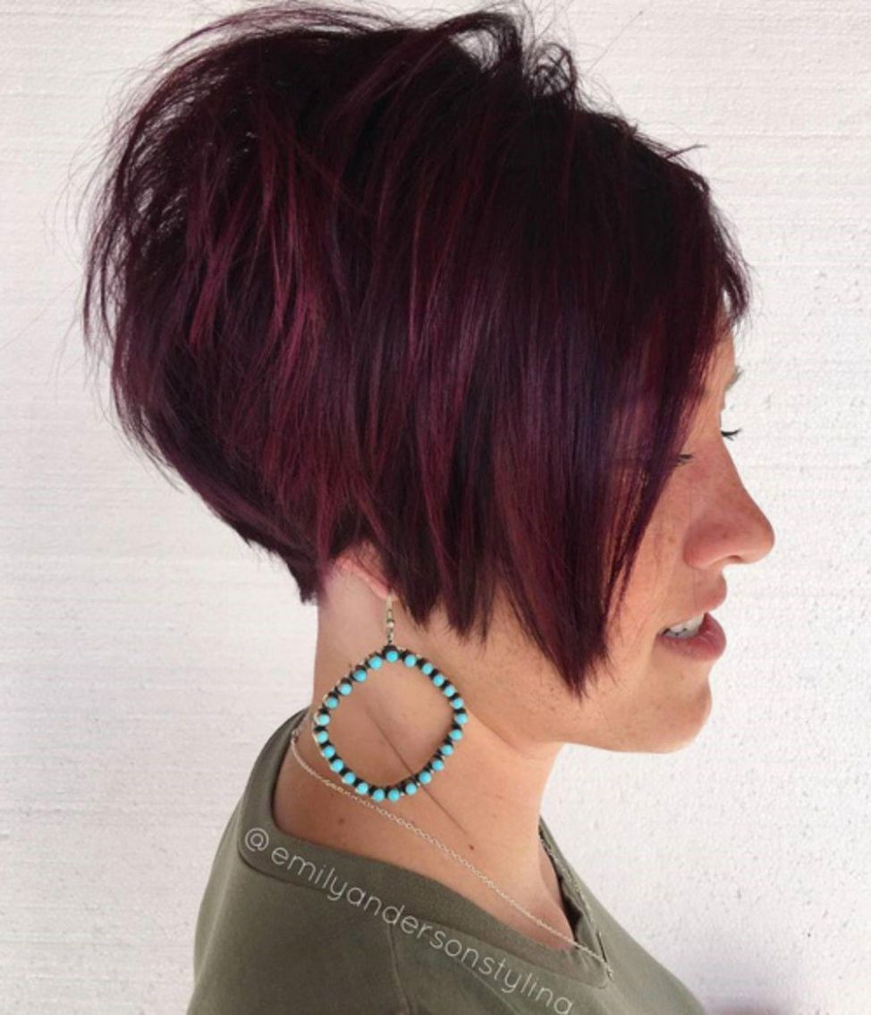 short shaggy spiky edgy pixie cuts and hairstyles
