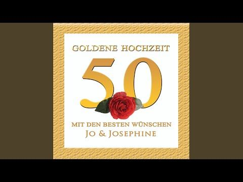 Golden Wedding - 50th Wedding Anniversary Song - YouTube