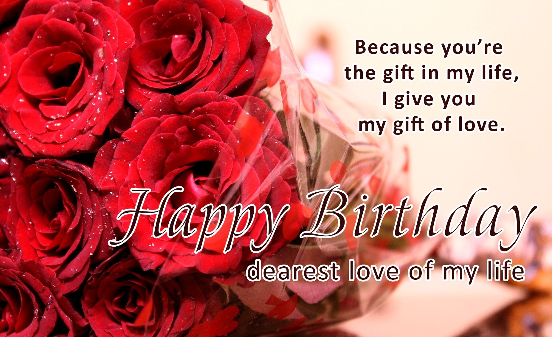 Happy Birthday My Love Cards And Wishes