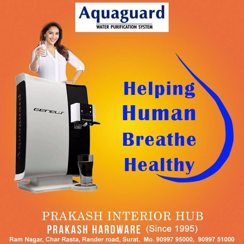 Get the right water purification technology for your