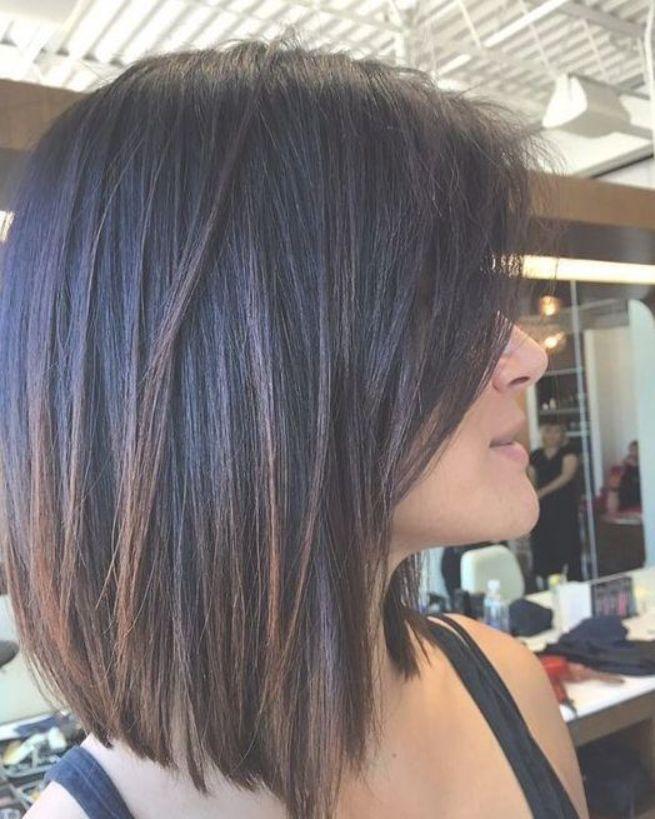 Medium Length Bob Haircuts For Thick Hair In 2020 Bob Hairstyles For Thick Haircut For Thick Hair Thick Hair Styles