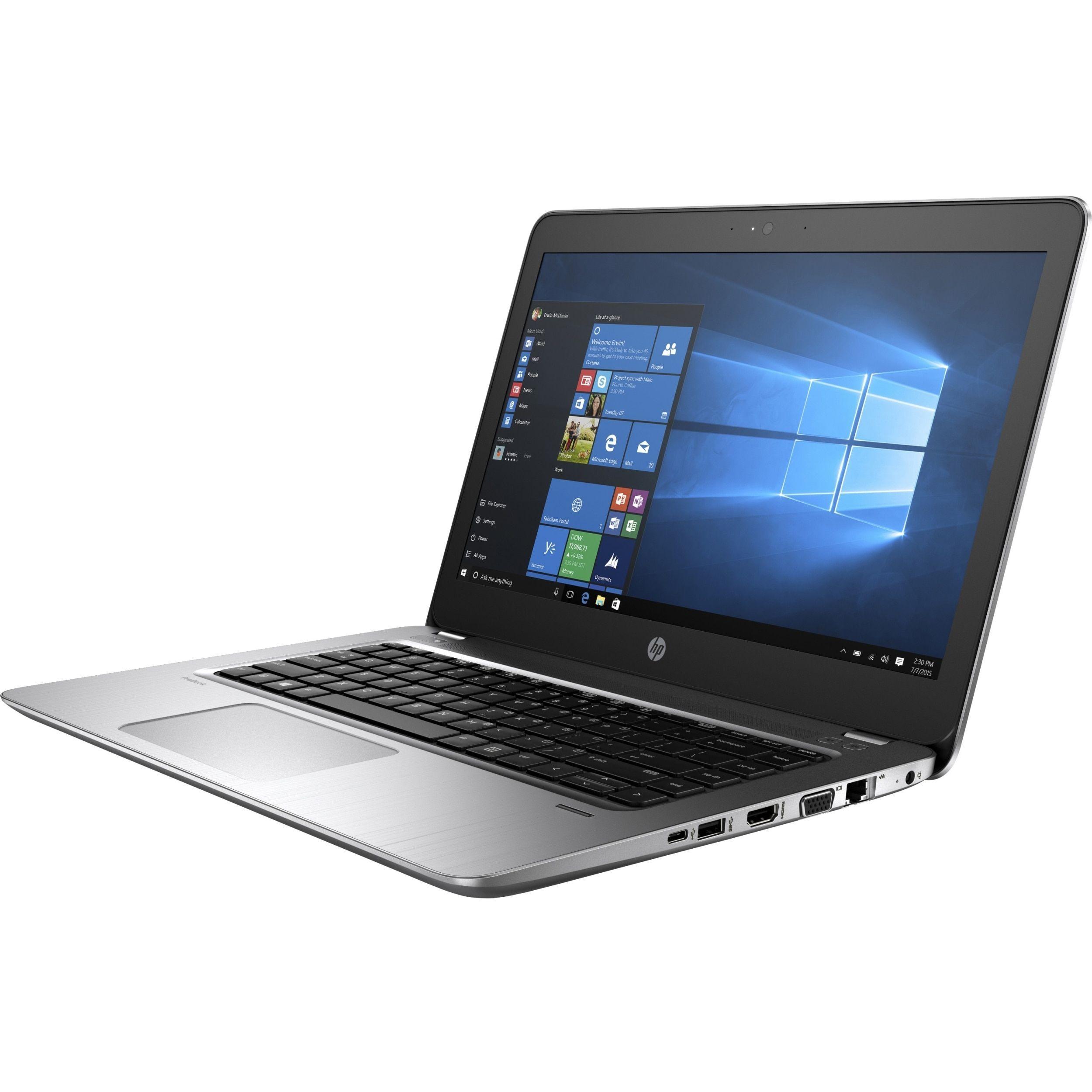 "HP ProBook 440 G4 14"" 16 9 Notebook 1366 x 768 Intel Core i5"