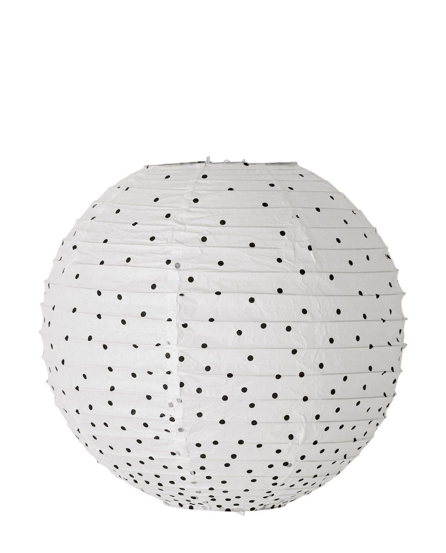 Lampenschirm weiß schwarz