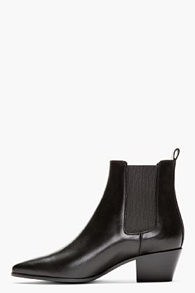 a595deca2b9 YSL chelsea boots // splurge, please. | Shoes | Boots, Shoes ...